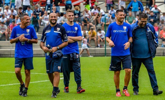 Matías Cuffa colgó los botines y será Director Técnico en el Mantova italiano