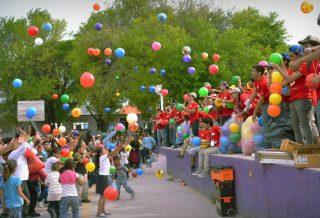 El plantel de Deportivo Norte organiza festejos para el Día del Niño