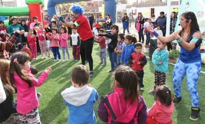 Movimiento 1º de Mayo solicita ayuda para los festejos del Día del Niño