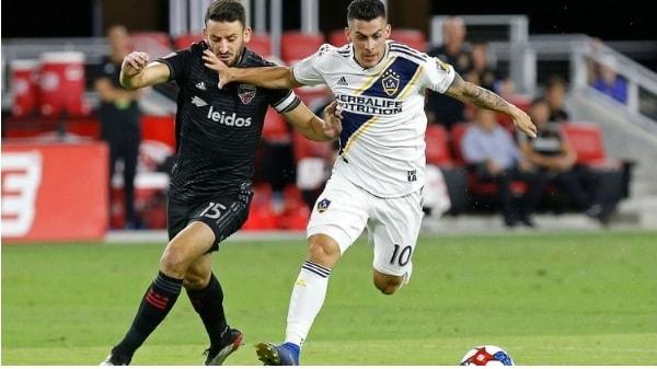 Los Angeles Galaxy cayeron en el debut de Cristian Pavón