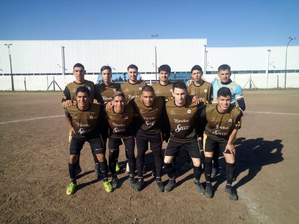 Fútbol: el Depo tropezó en barrio Los Boulevares