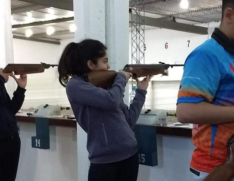 Tiro: Albana Díaz se consagró Campeona Nacional