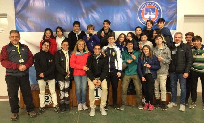 Tiradores locales se destacaron en torneo disputado en Córdoba