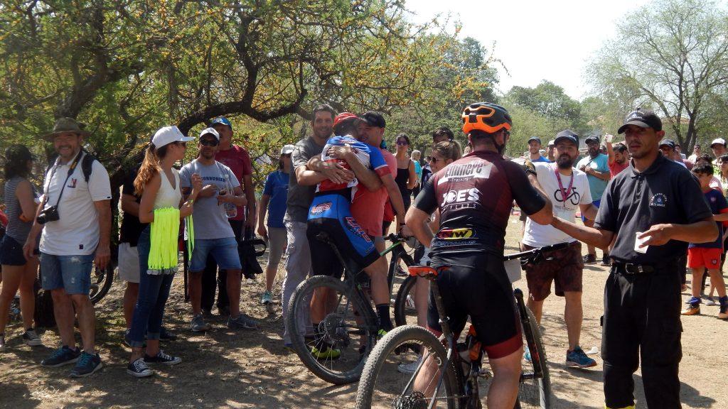 Joaquín Plomer fue el gran ganador de la jornada