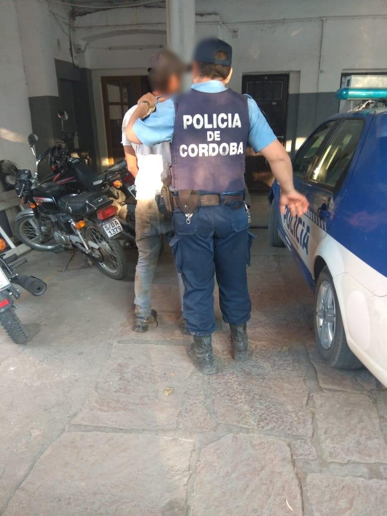 Hombre detenido por una denuncia de abuso sexual