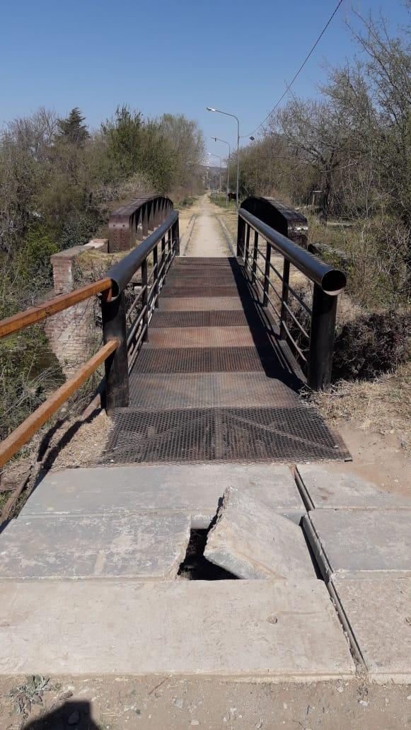 Puente a Villa Oviedo