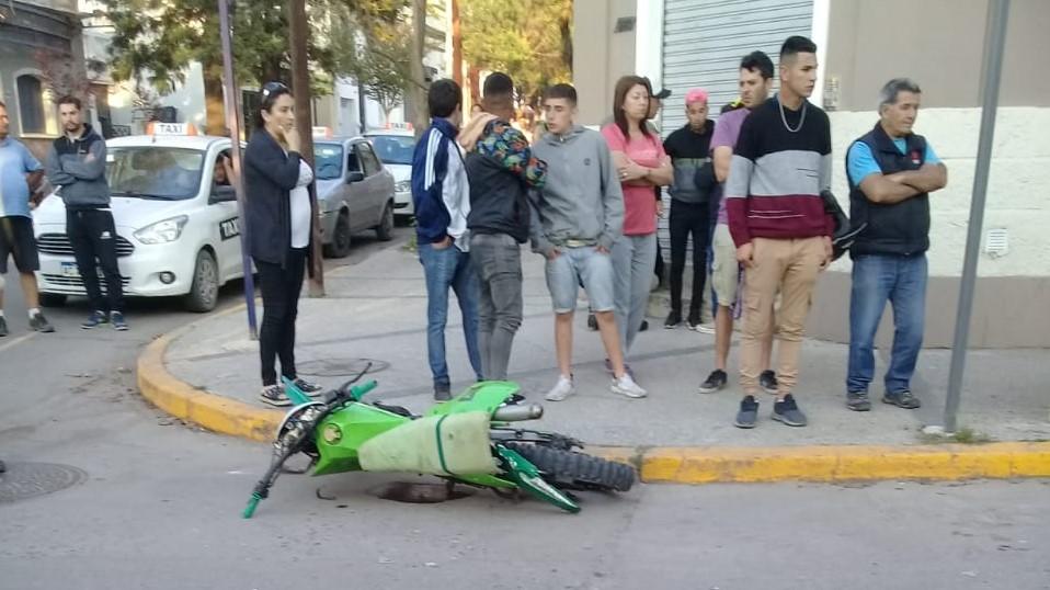 Accidente fatal en Barrio Norte: un motociclista perdió la vida