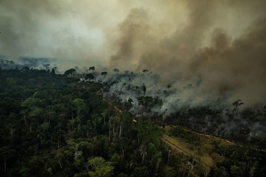 Incendios en la Amazonia: hace 27 años Fidel Castro...¿anticipó el colapso del planeta?.