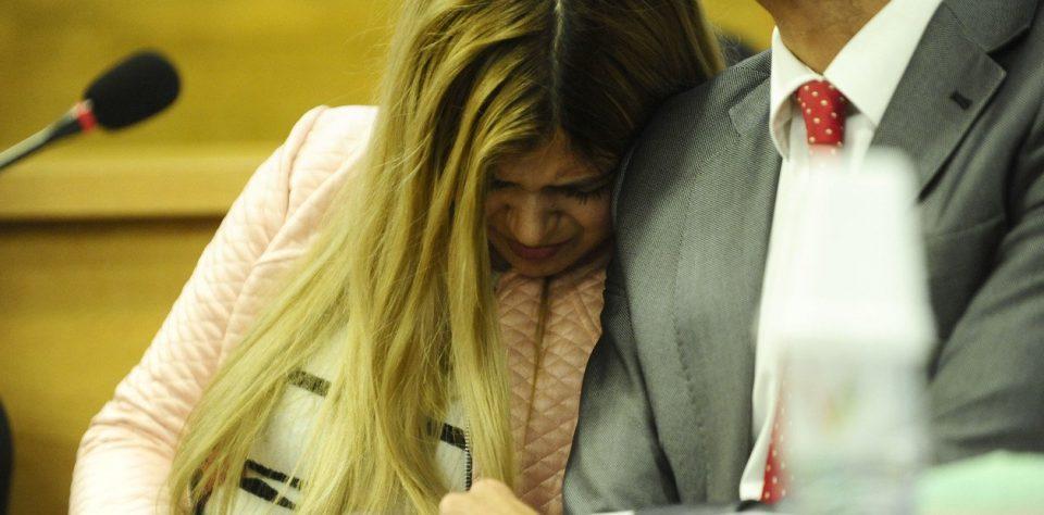 Brenda Barattini fue sentenciada a 13 años de prisión