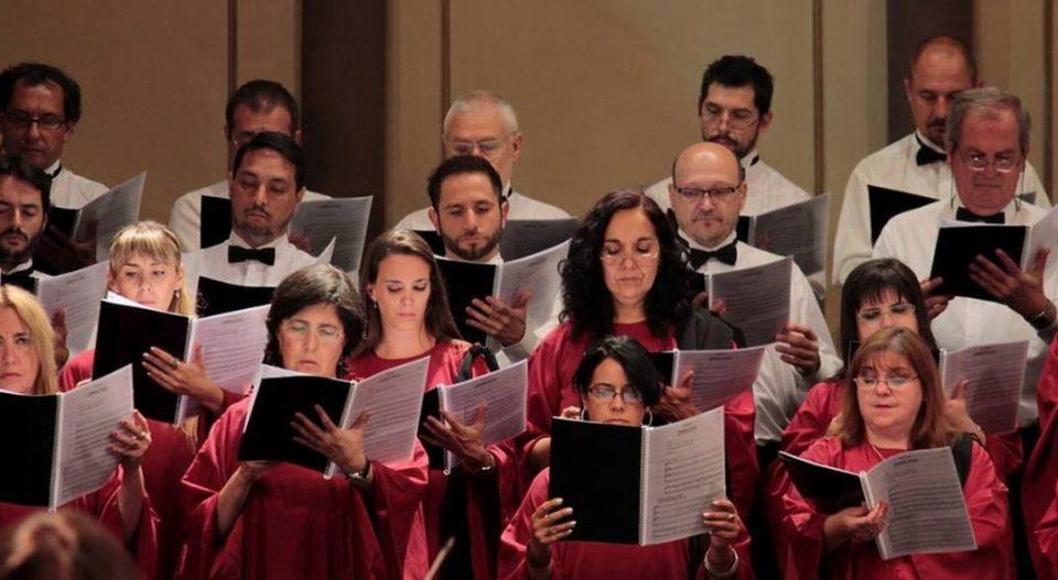 Coro polifónico de Córdoba