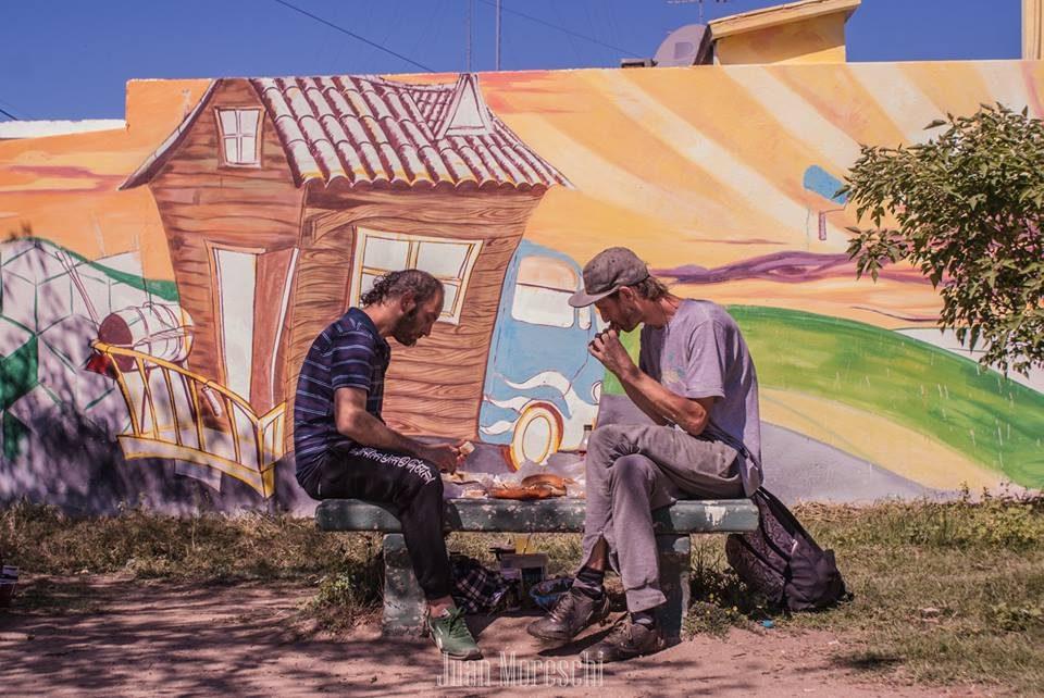 """""""Memoria, Verdad y Justicia"""" será el lema del 3º Encuentro Dubois de Muralistas y Escultores"""