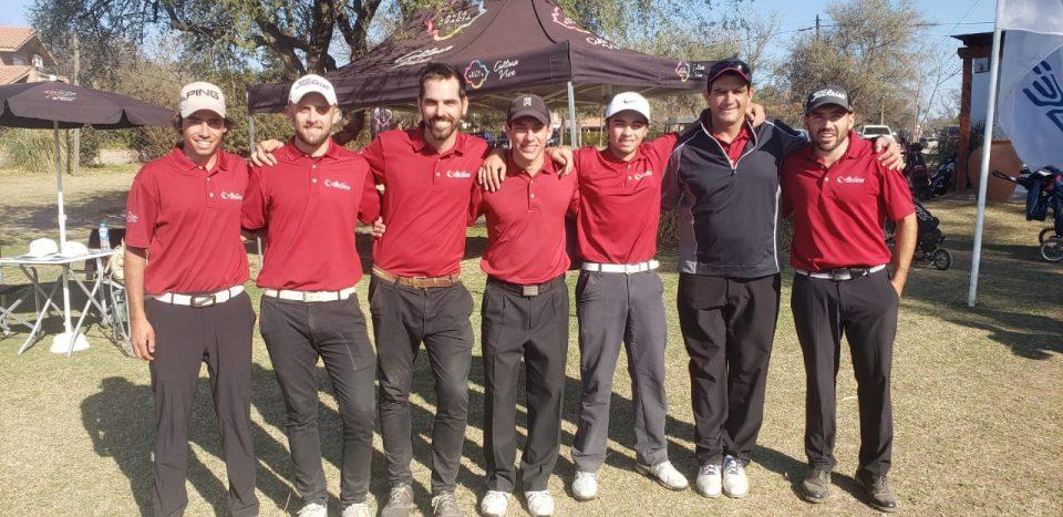 Alta Gracia Golf Club se coronó Campeón Provincial