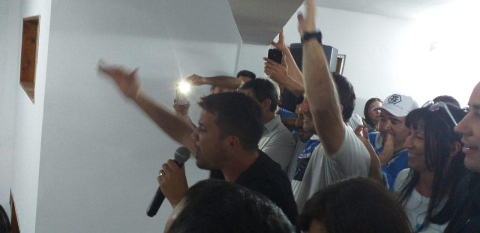 Marcos Torres es el nuevo intendente de Alta Gracia