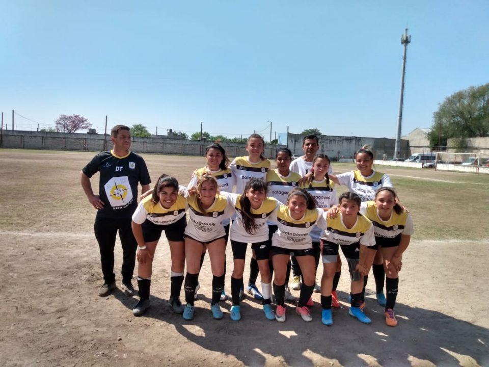 Deportivo Norte sumó un nuevo triunfo en femenino