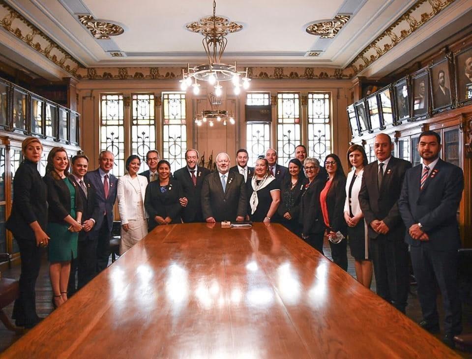 Dos cordobeses representarán a Latinoamérica en el Congreso Mundial de Protocolo de Rusia