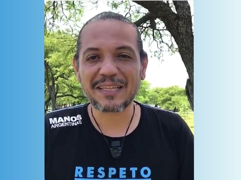 """El Indio Lucio Rojas: """"Estoy preparándome para seguir cantando y bailando"""""""