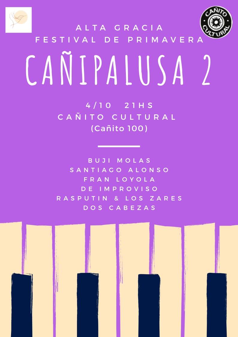 Se viene una nueva edición de Cañipalusa