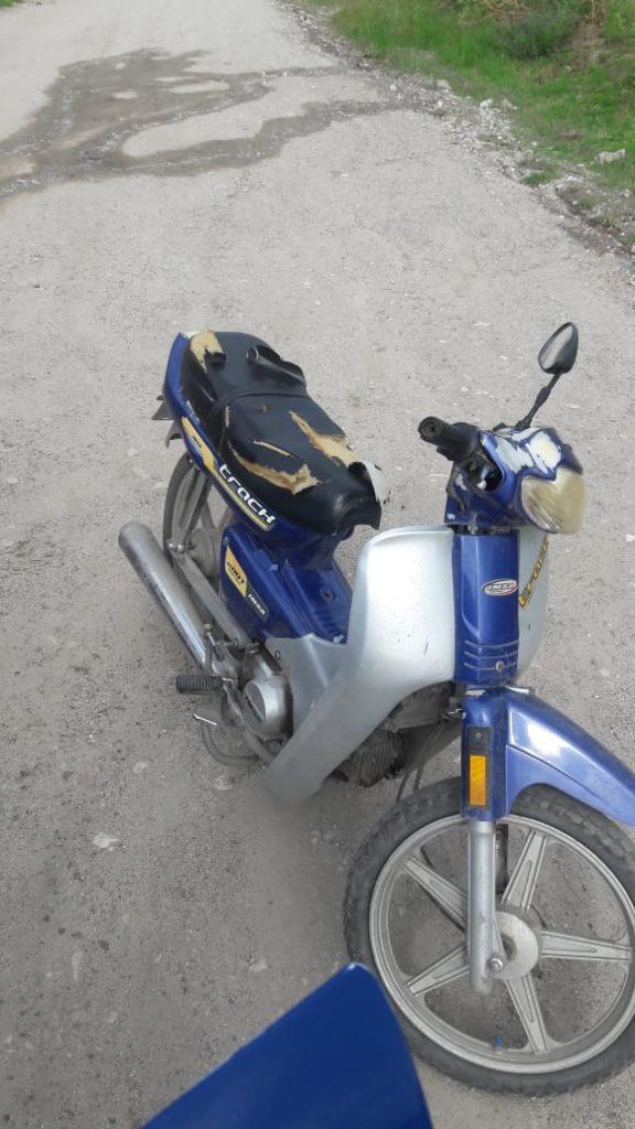 Jornada de secuestros de motocicletas en Alta Gracia