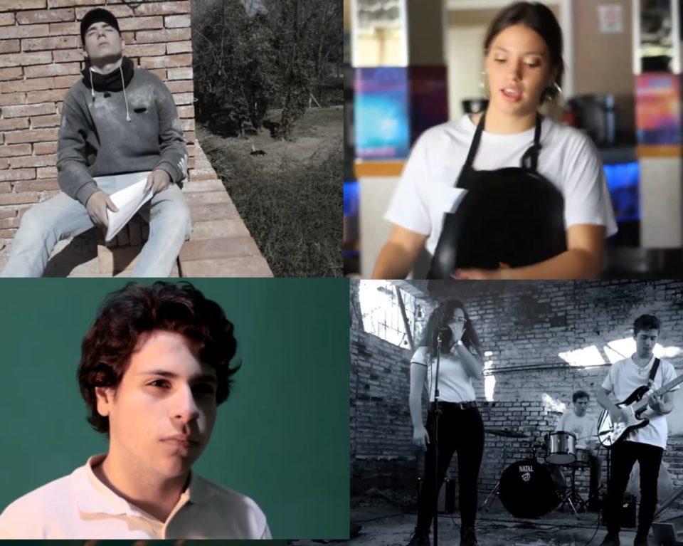 """Jóvenes de la ciudad piden """"me gustas"""" para viajar a España"""