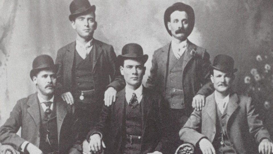 Historia y leyenda de Butch Cassidy y el Sundance Kid
