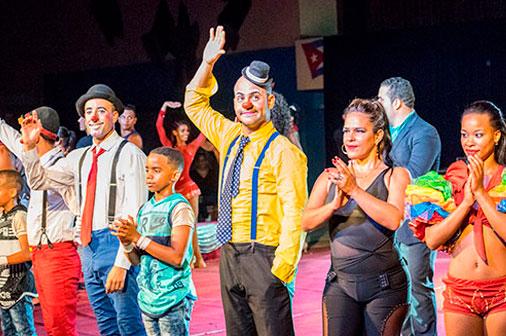 Se viene el 5° Encuentro Nacional de Circo