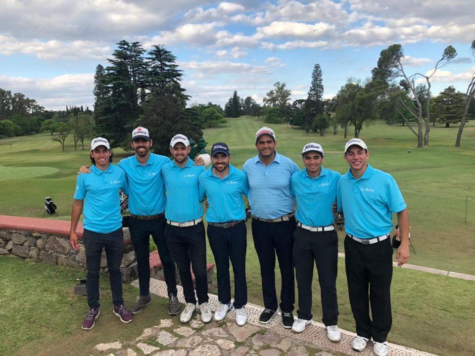 Brillante actuación y subcampeonato para Alta Gracia Golf Club