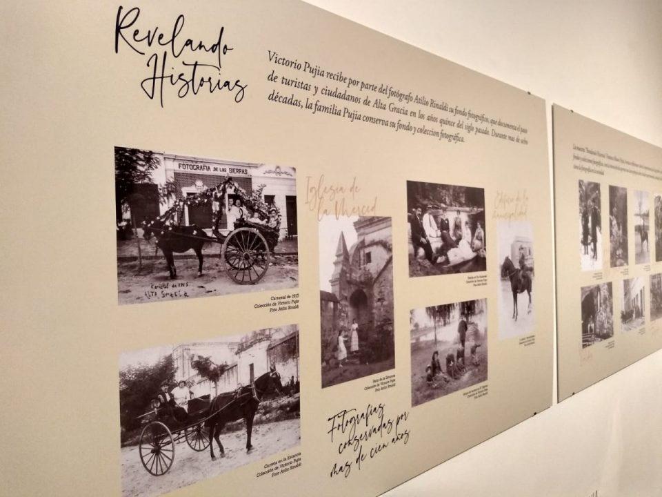 """Revelando historias"", la muestra de Fototeca Pujia"