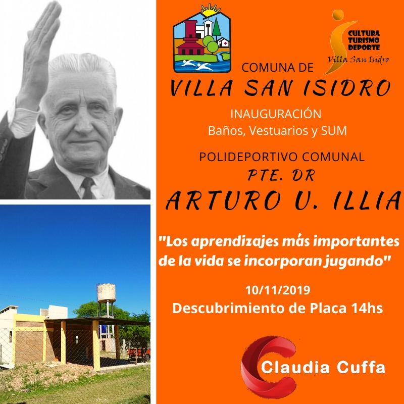 Polideportivo Villa San Isidro
