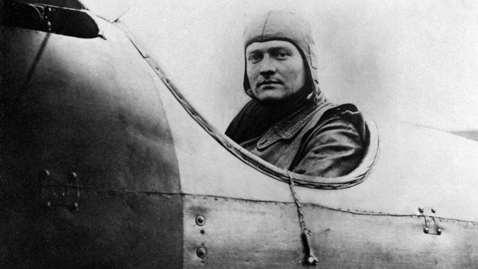 Crónicas al voleo recorre la historia de un mítico personaje de la Primera Guerra Mundial.
