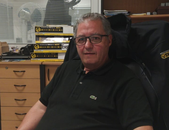 Marcelo Quistorp, representante de TAURO