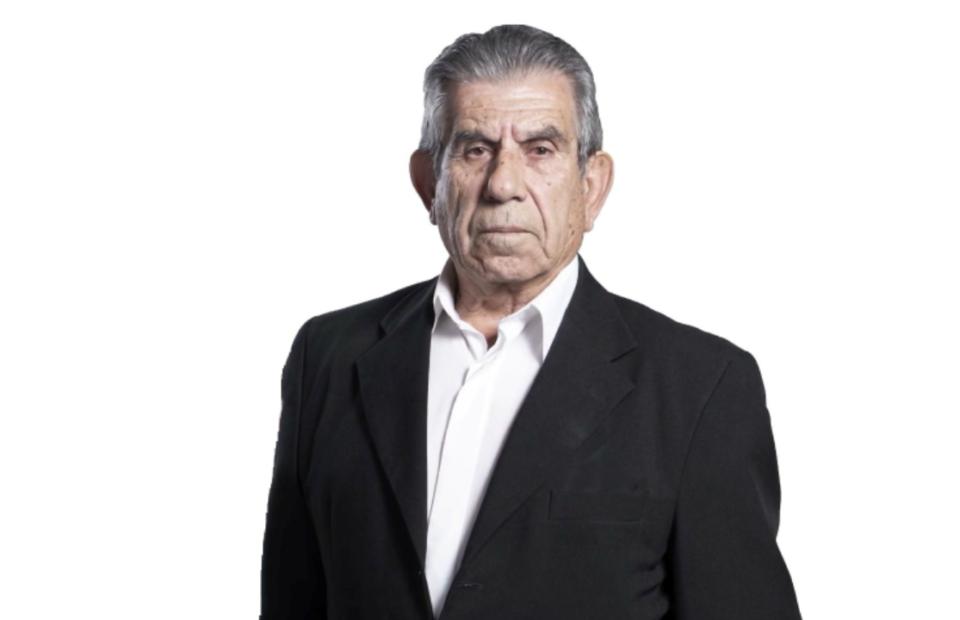 ex Presidente Comunal de San Clemente, Ramón Antonio López