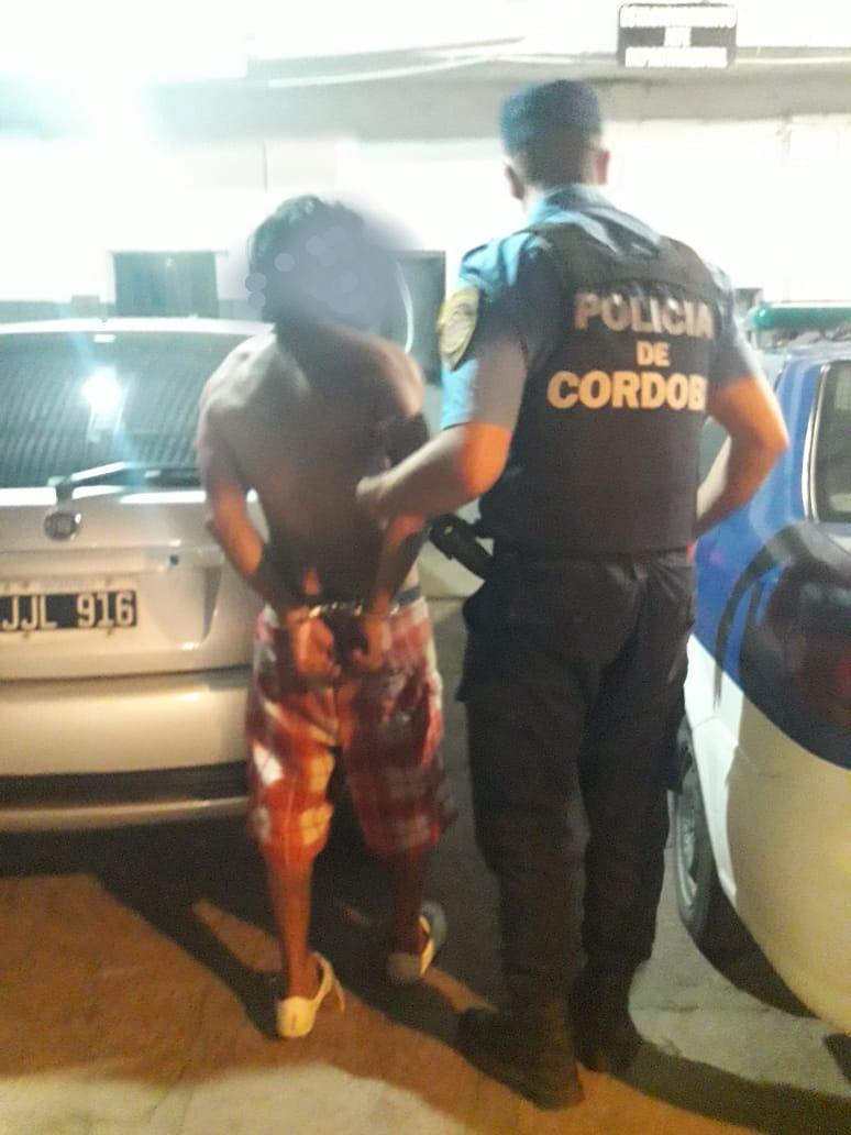 Intentó ingresar a un domicilio ajeno y quedó detenido