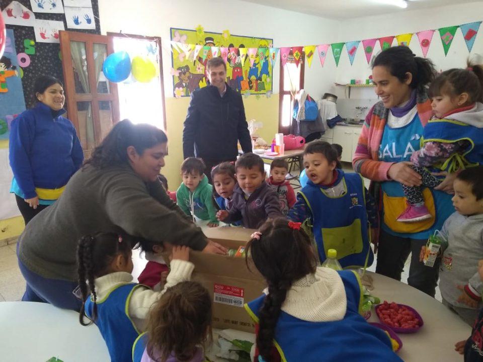 Trabajan en forma conjunta la Secretaría de Salud y el Instituto Especial Paulina Domínguez.