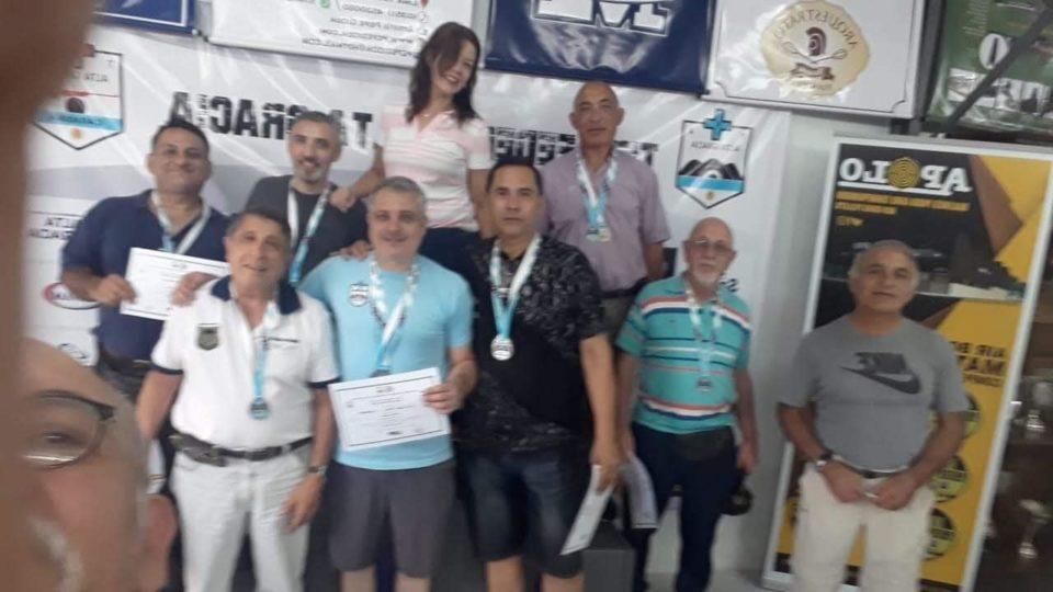Luego de cuatro fechas, se consagraron los ganadores de cada una de las categorías.