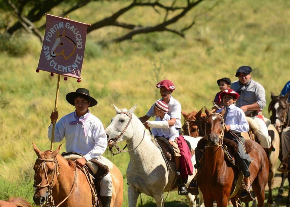 """El """"Fortín Gaucho San Clemente"""" realizará su fiesta del 24 al 26 de enero"""