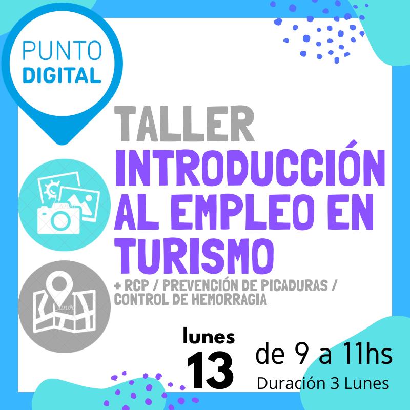 Nuevo taller de formación en el Punto Digital