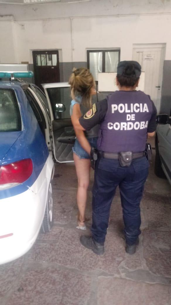 Una pareja detenida luego de amenazar e intentar coimear a la Policía
