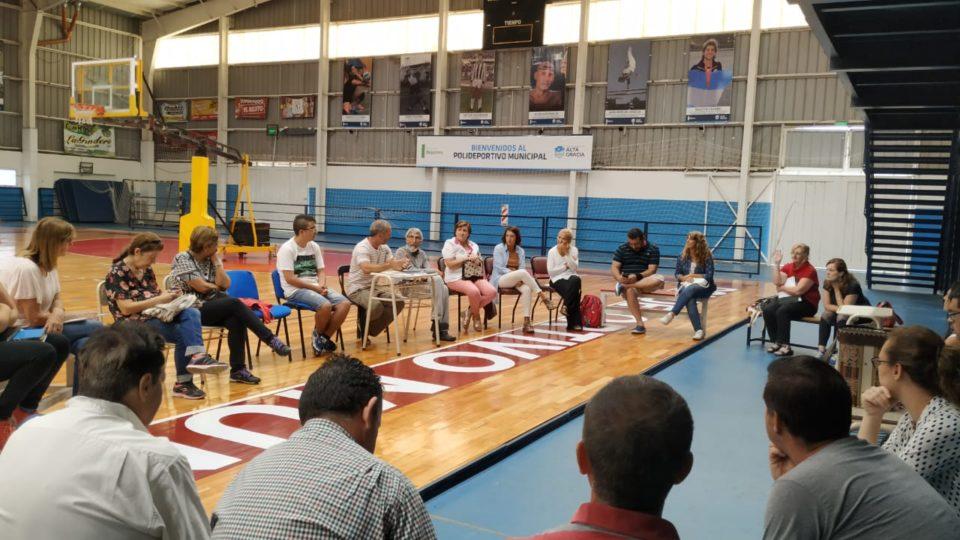 Personas con discapacidad podràn entregar curriculums para Colectividades