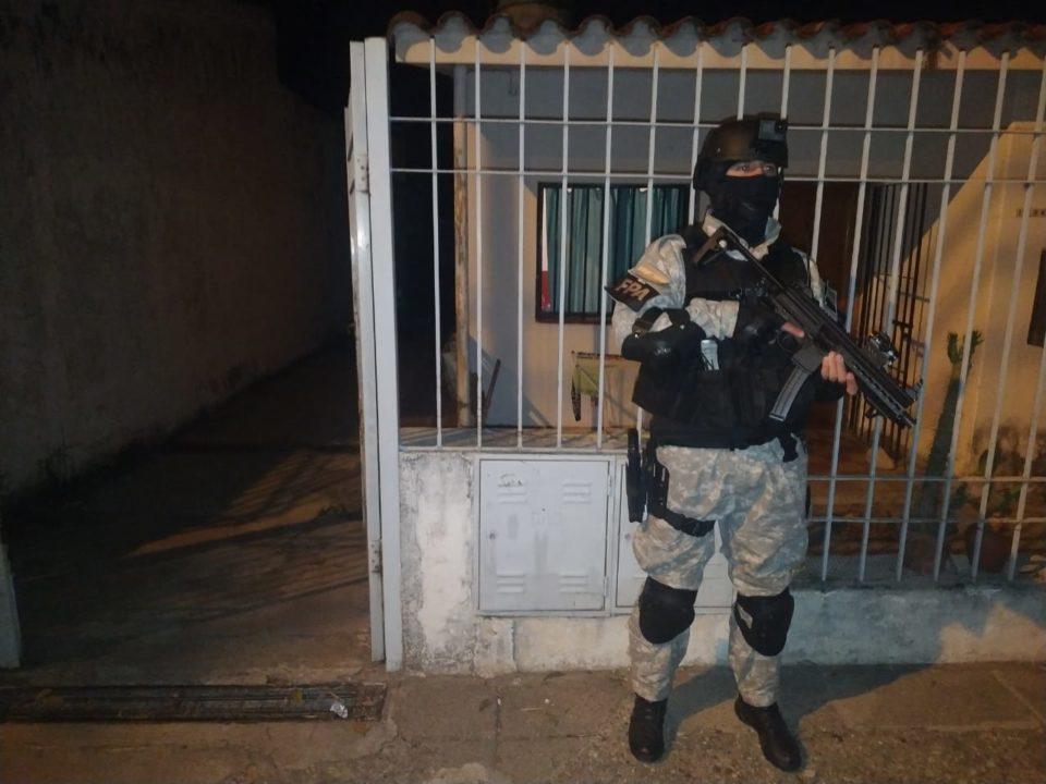 Tres detenidos por hacer de delivery de estupefacientes en Alta Gracia