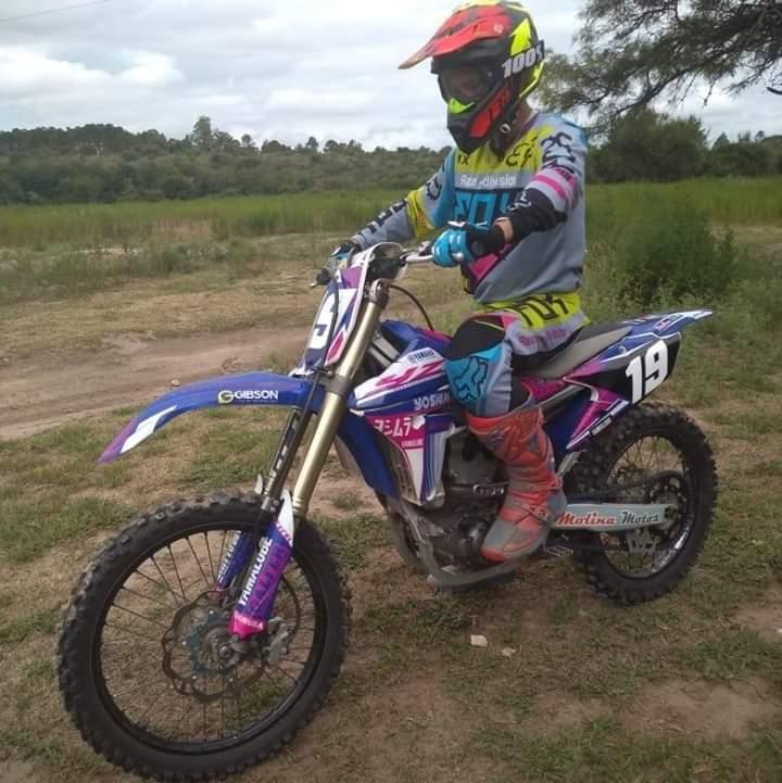 Motocross: Henry Molina