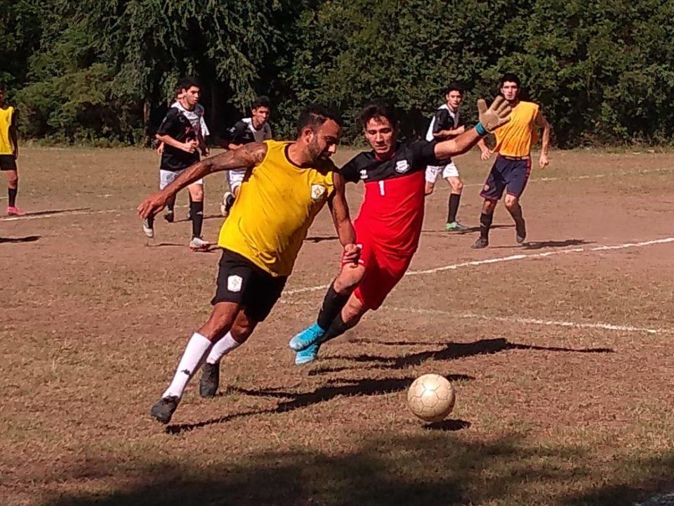Igualó 1 a 1 ante Deportivo Central Córdoba en partido disputado en El Casco.