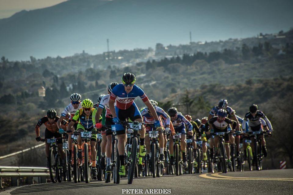 El ciclista de nuestra ciudad se ubica en la posición 25 luego de haberse corrido las dos primeras etapas de la carrera.