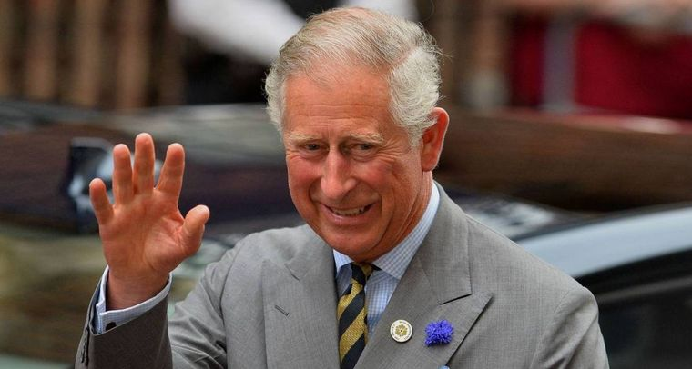 El príncipe Carlos dio positivo por coronavirus